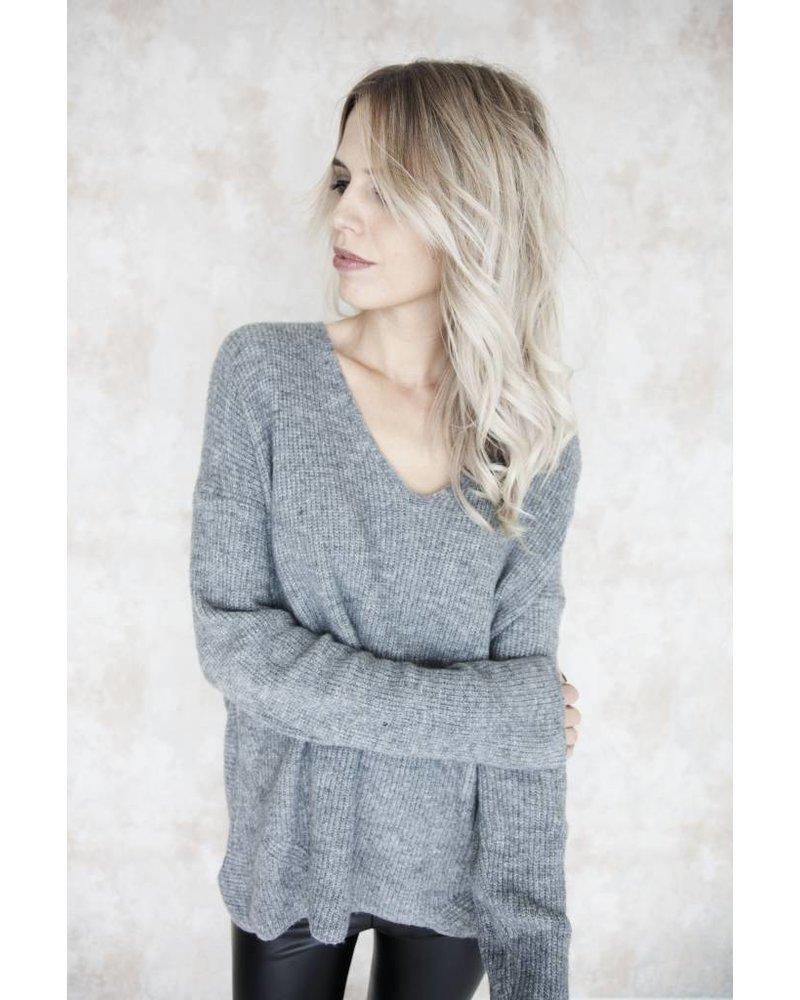 KIRA GREY - SWEATER