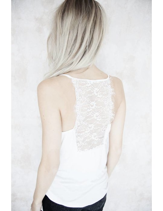 LIZY LACE WHITE