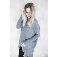 LET'S STAY HOME SOFT GREY - TRUI