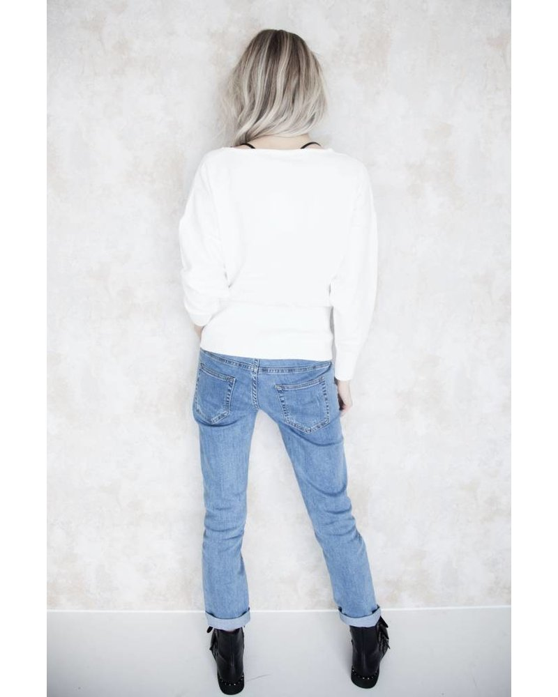 THE COMFY PEARLS - JEANS