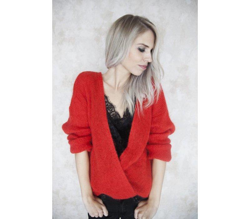 EXTRA FINE SO RED - BERNADETTE