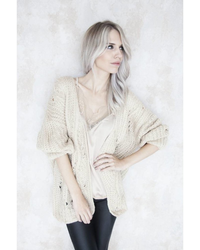 DREAMY LACE CREAMY - TOP