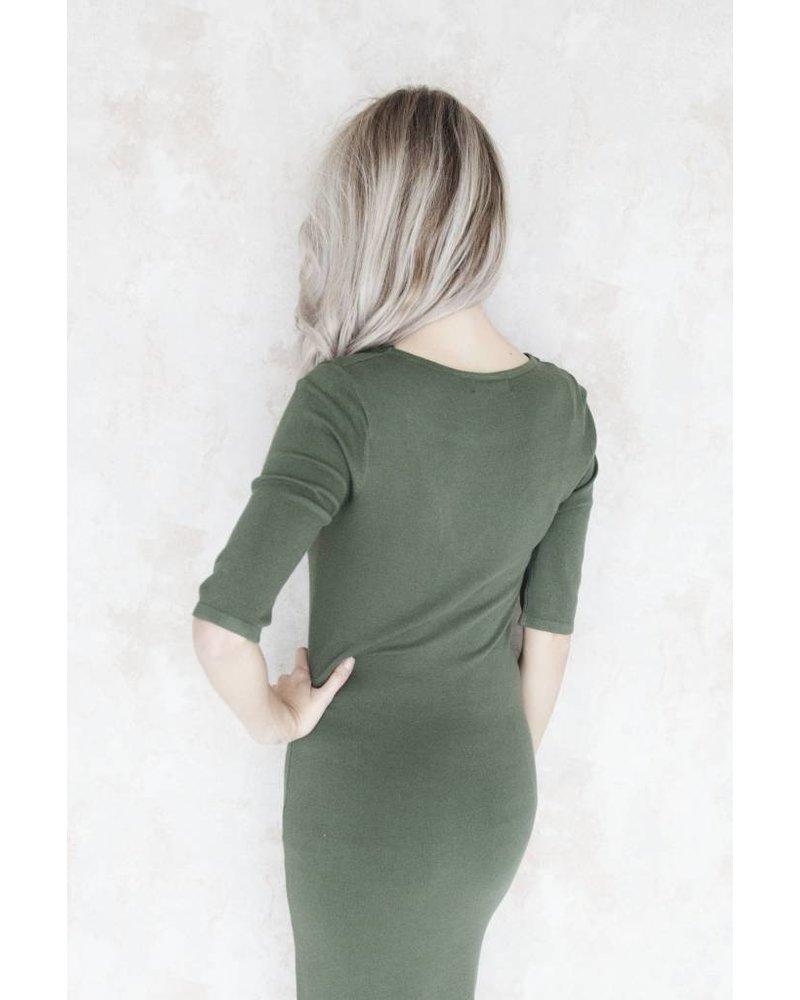 LONG BASIC GREEN - JURK