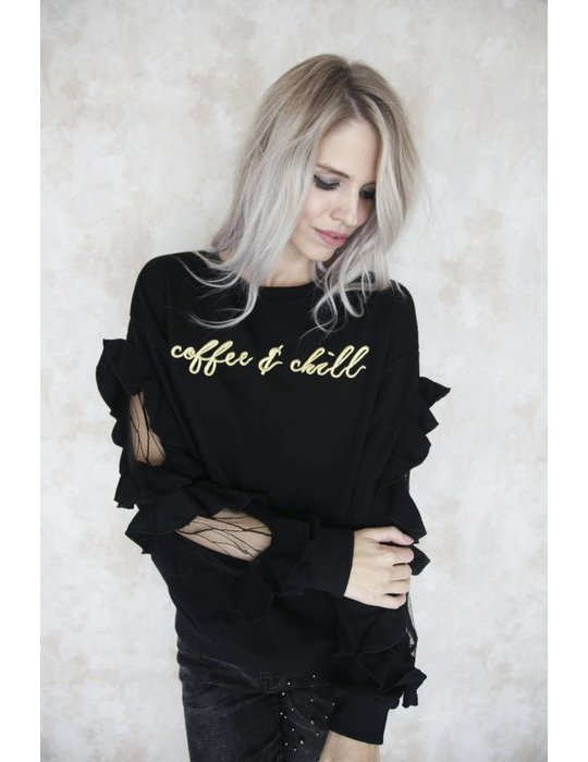 COFFEE AND CHILL BLACK