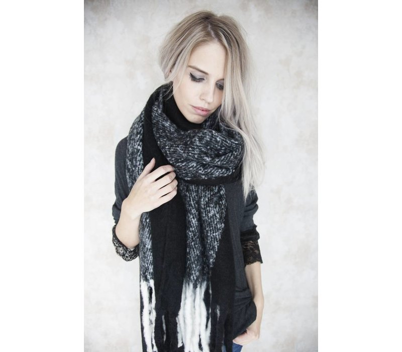 STAY WARM BLACK - SJAAL
