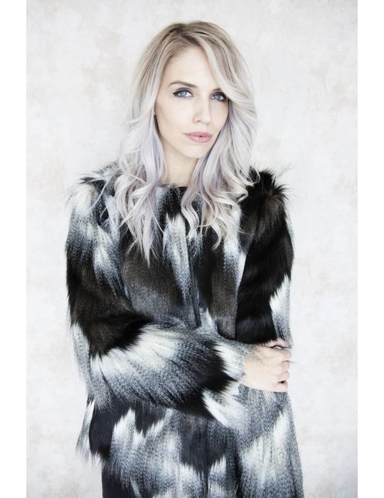 FAUX FUR MIXED