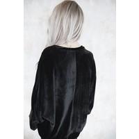 AIKO BLACK - SWEATER