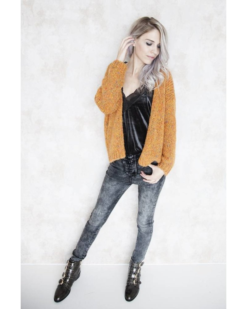 THE COLORFUL HONEY - GILET