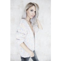 THE COLORFUL WHITE - GILET