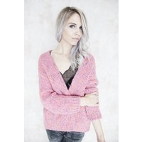 THE COLORFUL PINK - GILET