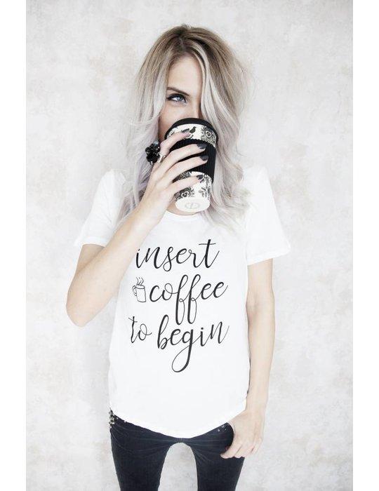 INSERT COFFEE