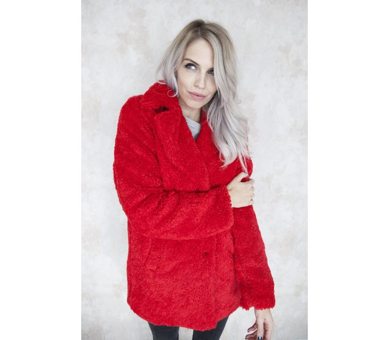 WARM ME UP RED - JAS