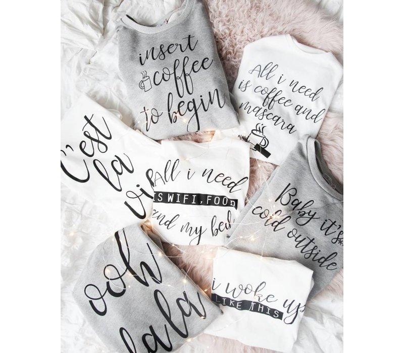 INSERT COFFEE - T-SHIRT