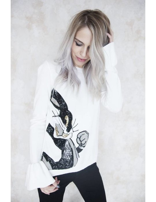 BUGS BUNNY WHITE
