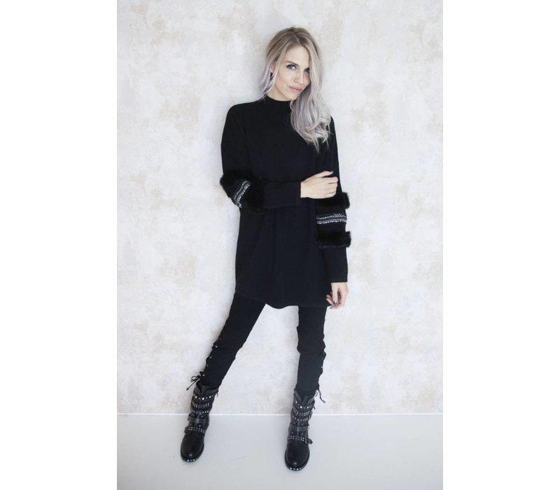 SOPHIA BLACK - SWEATER
