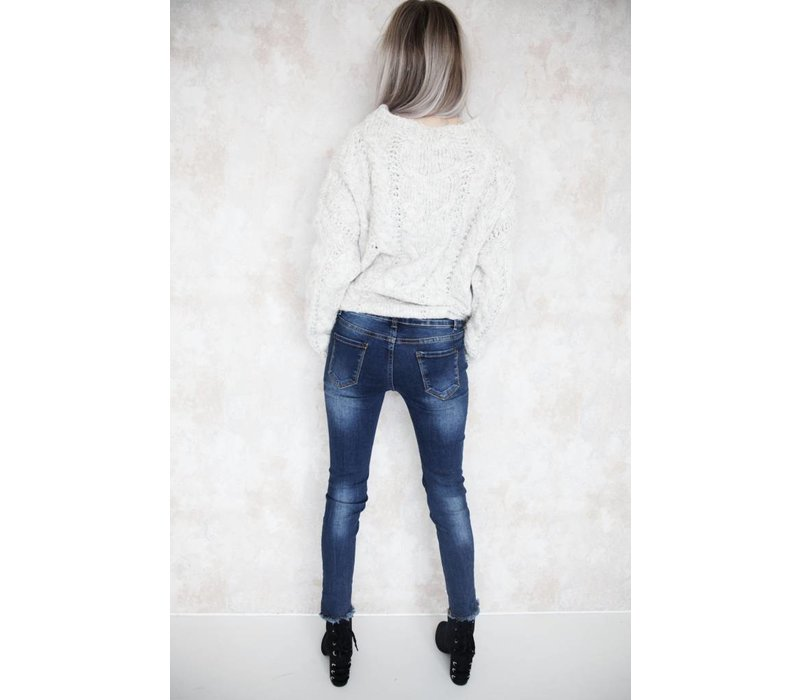 PEARLS FOR ME - JEANS
