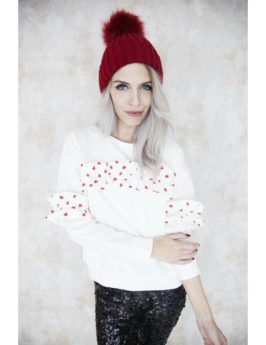 I LOVE YOU WHITE