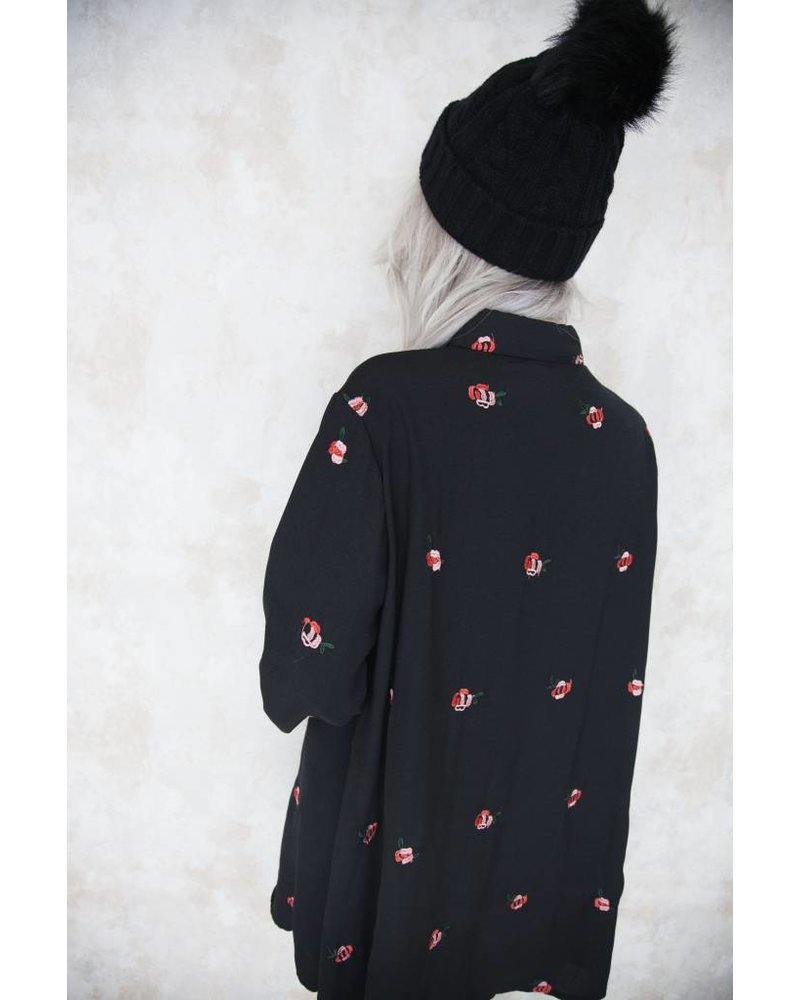FLOWERS FOR YOU - BLOUSE