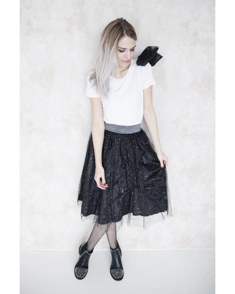 SHINY BLACK - TUTU