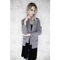CHARLY GREY - GILET