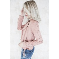 MUSTHAVE OLD PINK - JACKET