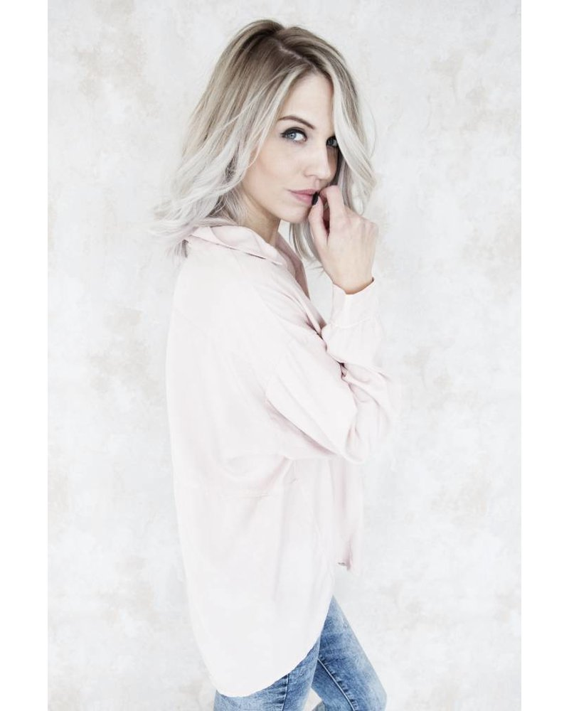LISA PINK - BLOUSE