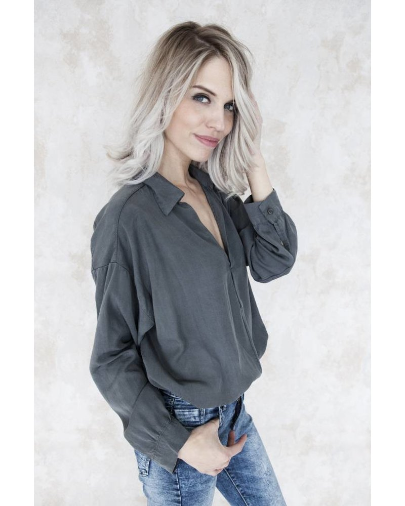 LISA GREY - BLOUSE