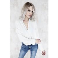 LISA WHITE - BLOUSE