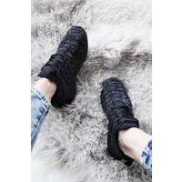 COMFY  BLACK - SNEAKERS