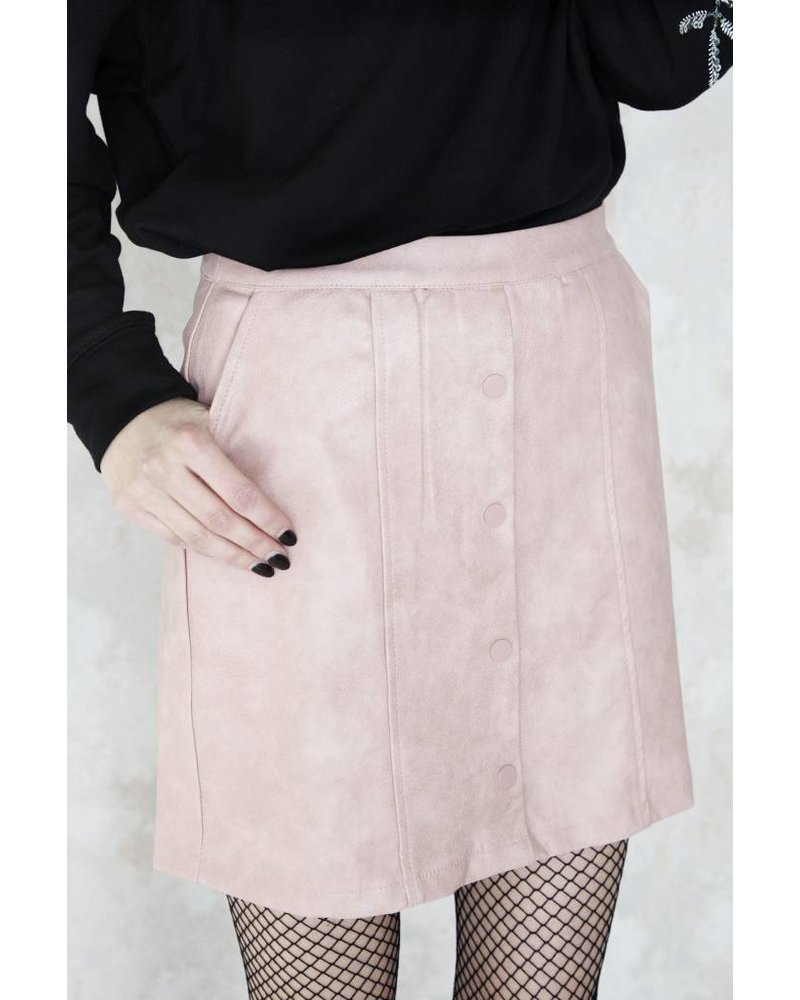 OH THIS SKIRT PINK - ROK