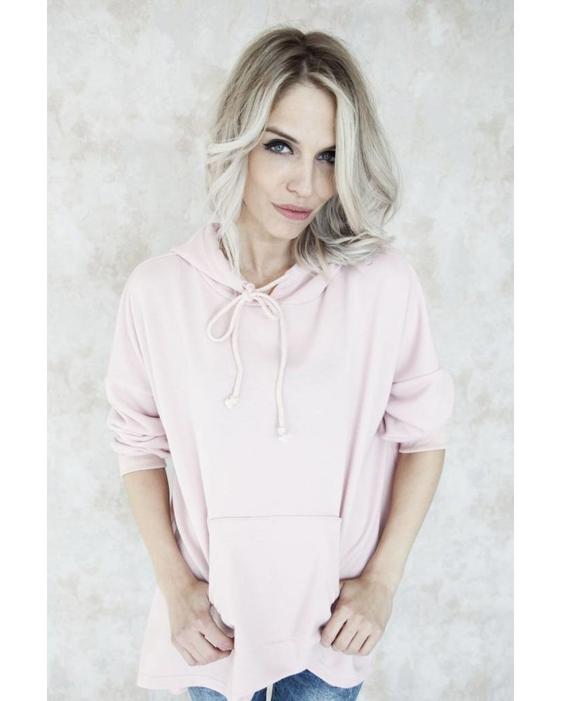 COMFY SAM PINK - SWEATER