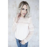 MARY PINK - BLOUSE