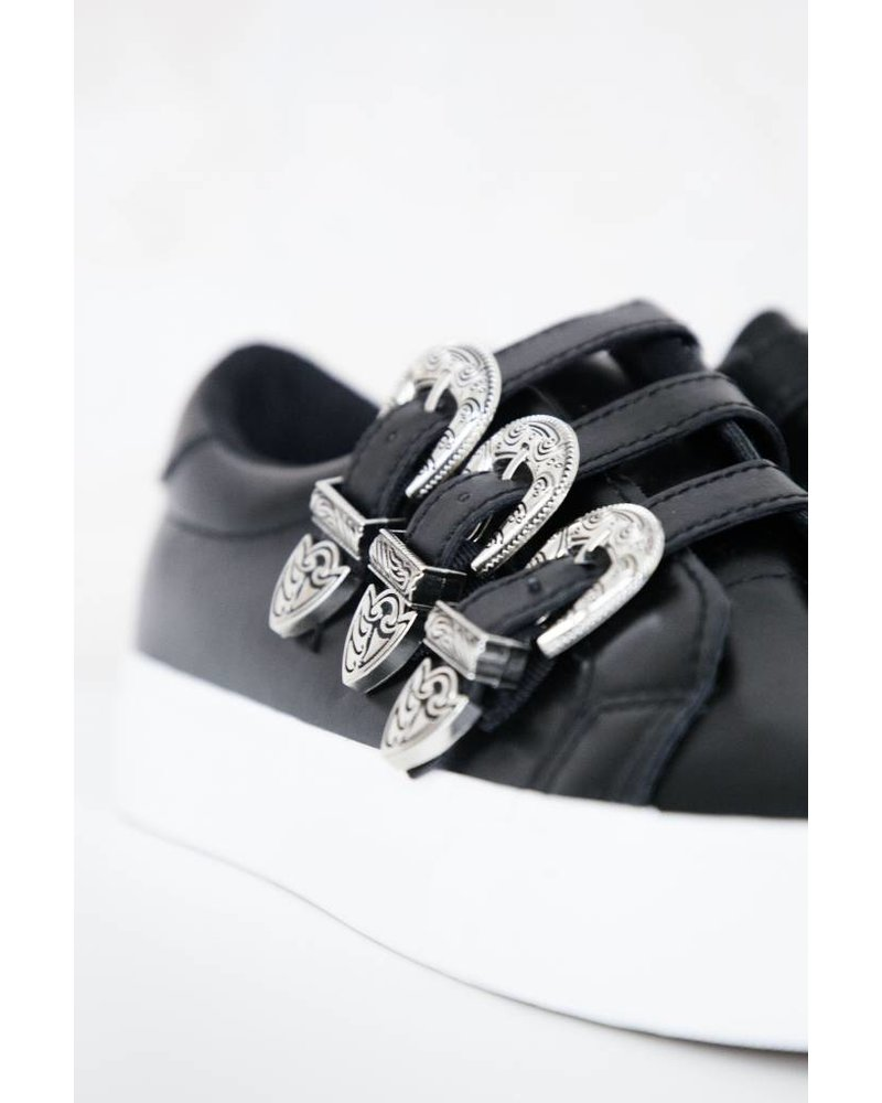 THE MUSTHAVE BLACK - SNEAKERS