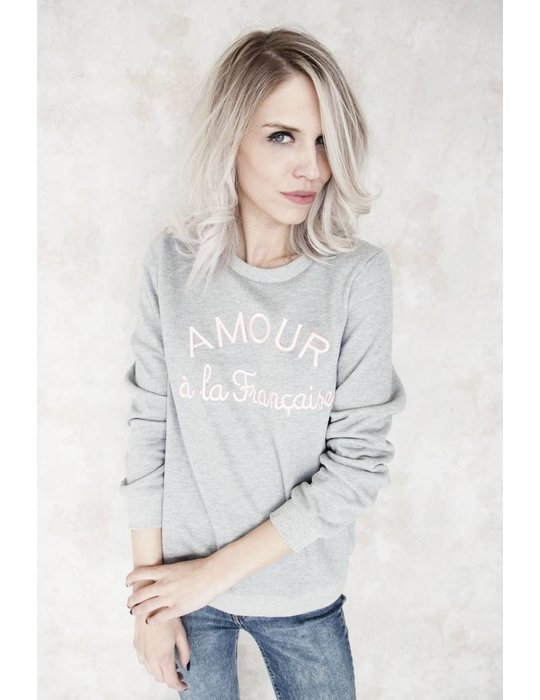 AMOUR GREY/PINK