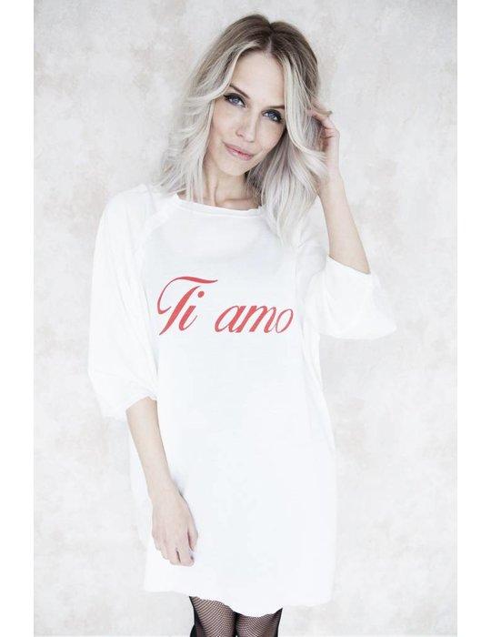 TI AMO WHITE