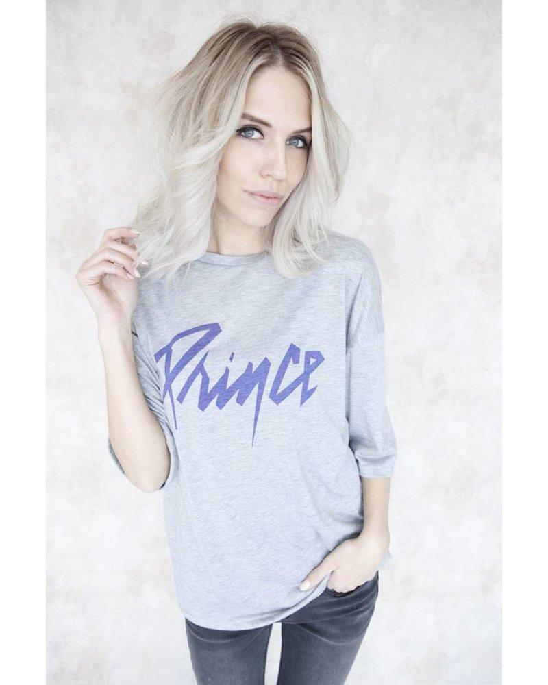 PRINCE GREY - T-SHIRT
