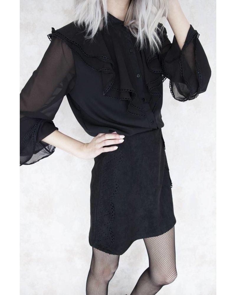 MILOU BLACK - ROK