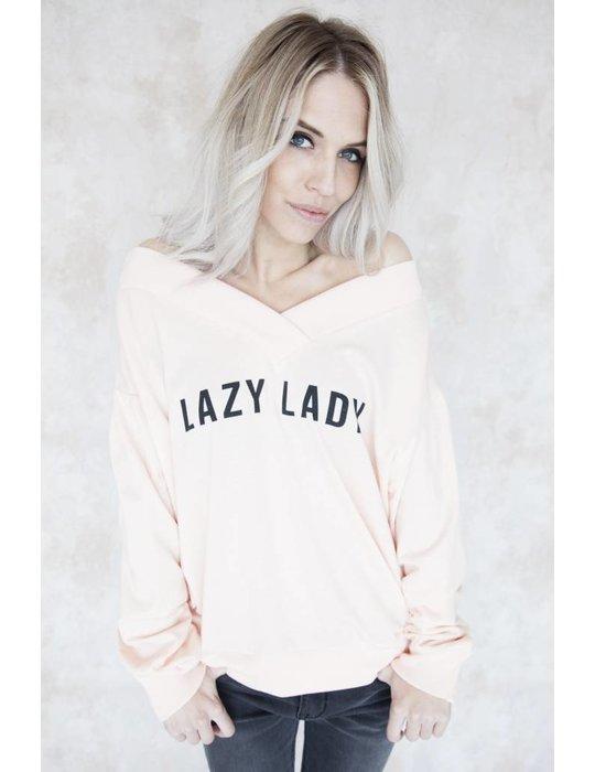 LAZY LADY PINK