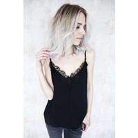 LILY BLACK - TOP
