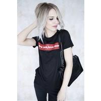 MORE LOVE BLACK - T-SHIRT