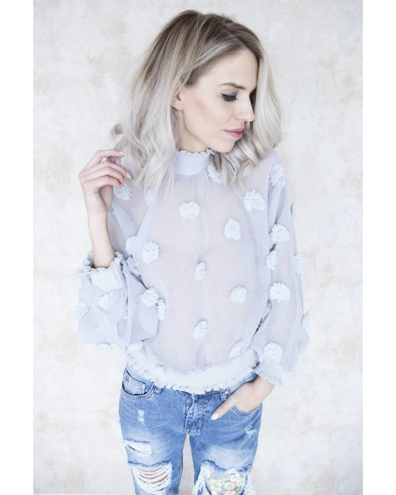 KALINA GREY - BLOUSE