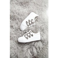 THE MUSTHAVE WHITE - SNEAKERS