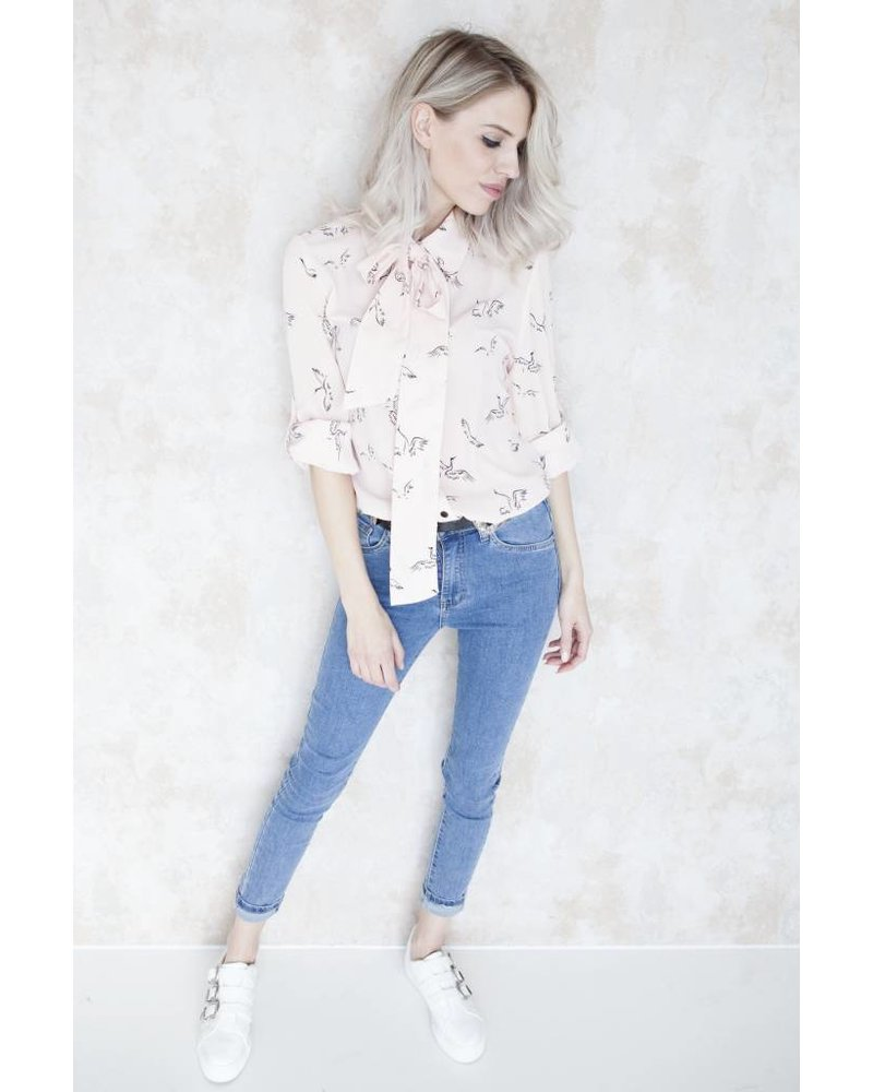 BIRDY PINK - BLOUSE