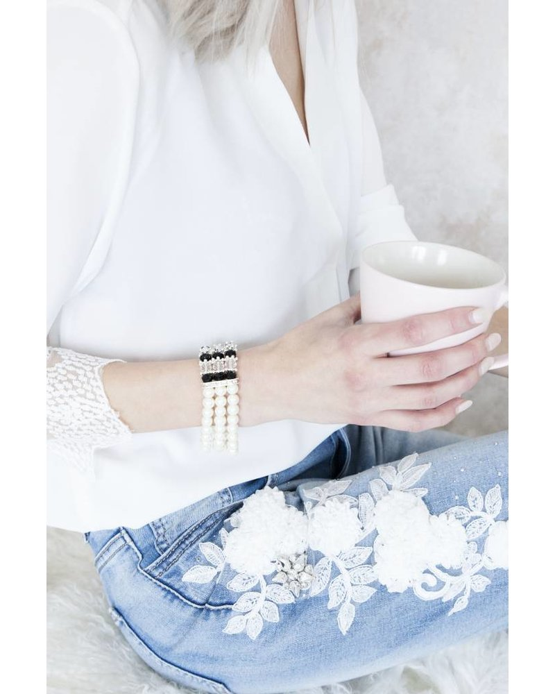 PEARLS FOR YOU - ARMBAND