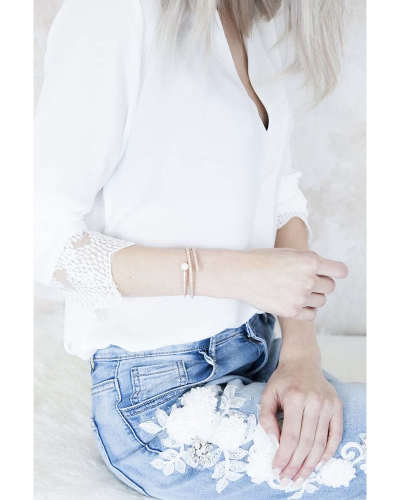 CHARELLE GOLD - ARMBAND