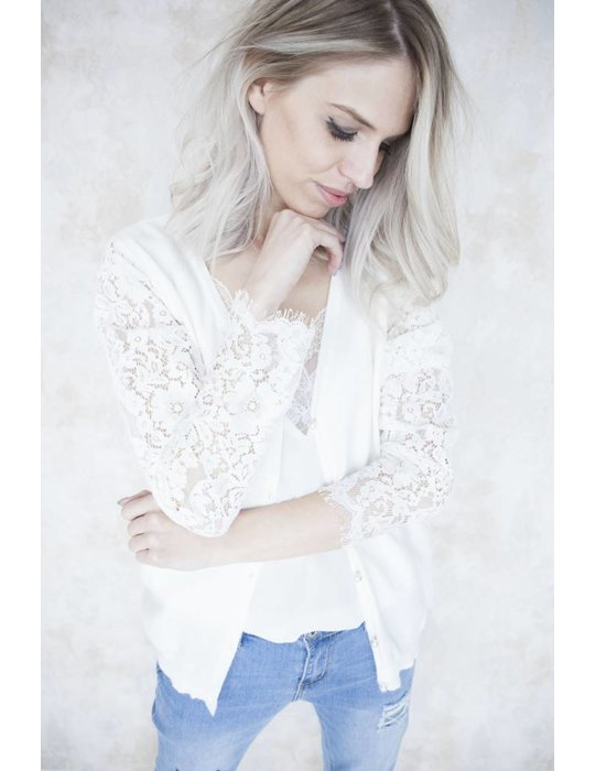 BASIC LACE WHITE