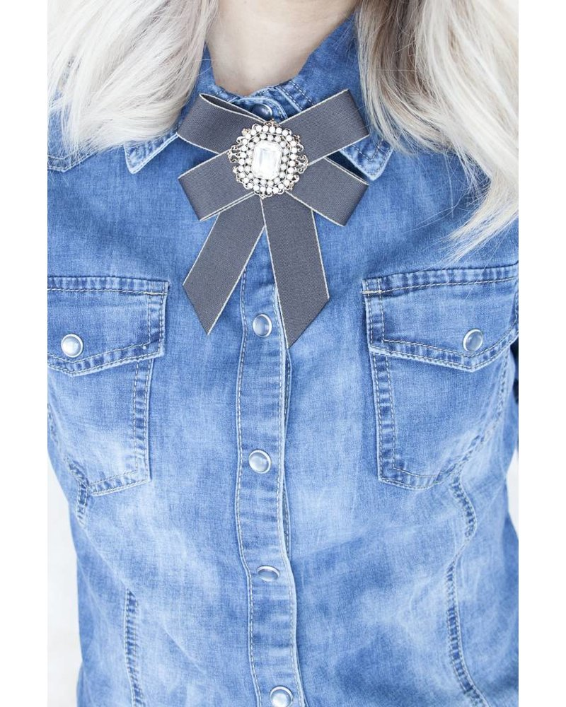 THE BASIC JEANS - BLOUSE