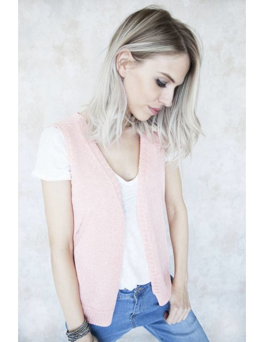 OONA KNIT PINK