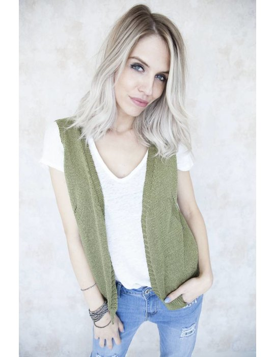 OONA KNIT GREEN