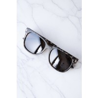 ZITA CREAMY BROWN - SUNGLASSES